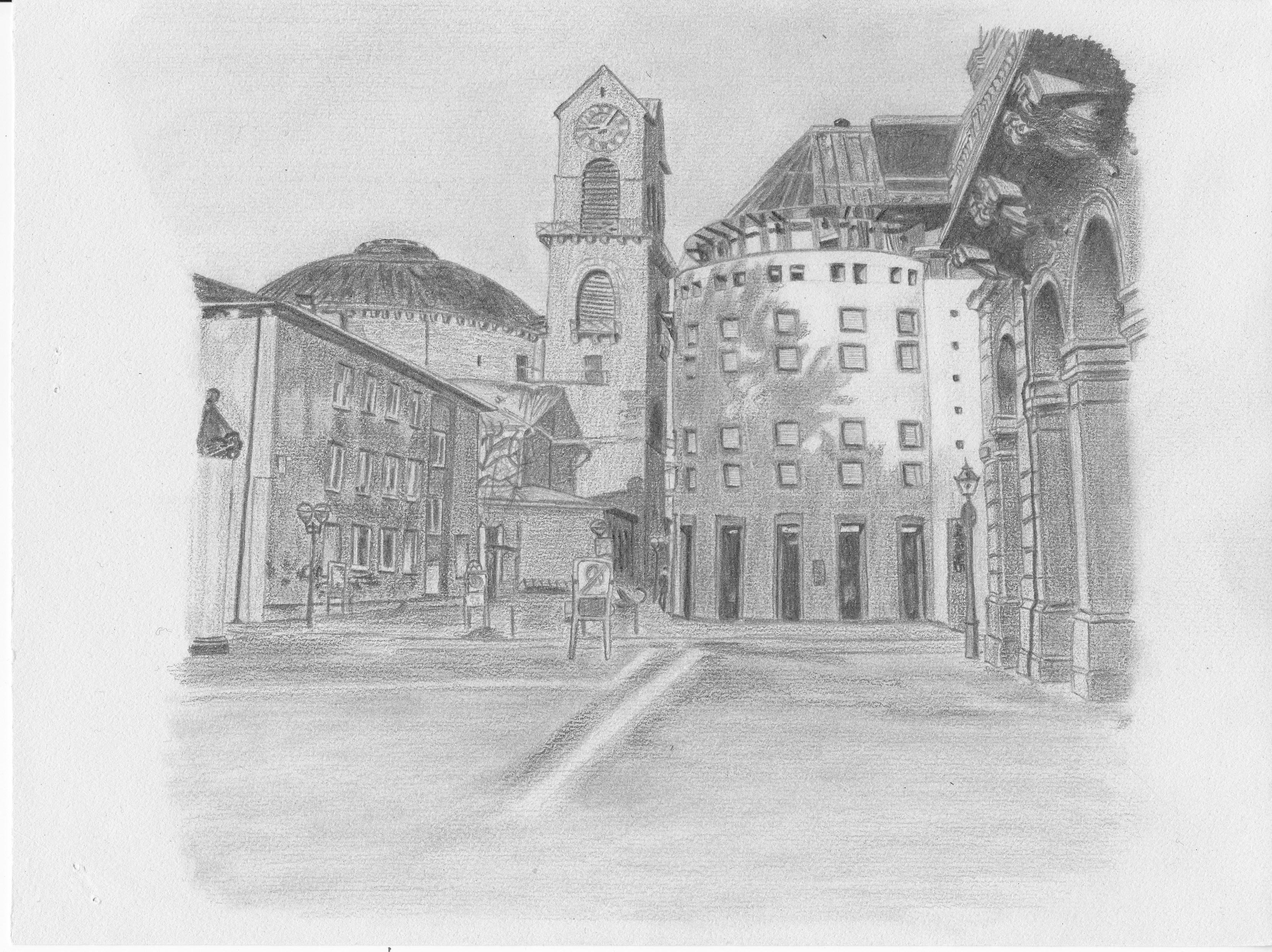 Les gribouillis de Boughi Karlsruhe